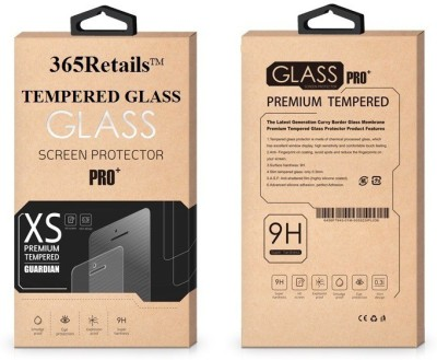 365Retails (365NT181) HD Finish Ultra Clear Curved Tempered Glass for Apple iPhone 5s