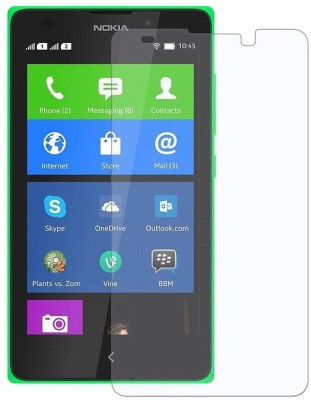 Rudra Traders RUDR.132 Tempered Glass for Nokia Xl