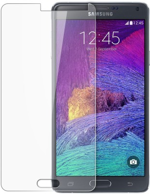 Kartstring mj-13 Tempered Glass for Samsung Galaxy Note 4