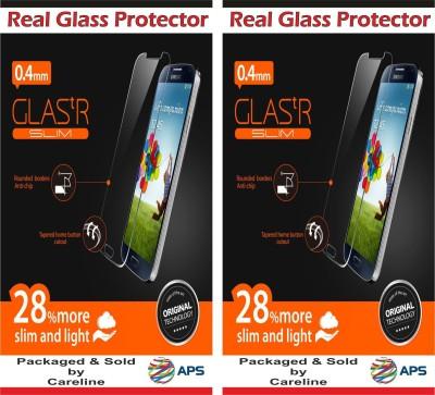 APS Vfm 2 Pack Screencare 65 Tempered Glass for Panasonic P65 Flash