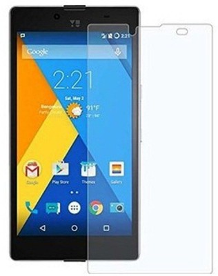 Indiewax Tmpr-028 Tempered Glass for Micromax YU Yuforia