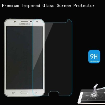 Accessories Hub SAM 2003 Tempered Glass for Samsung galaxy J7 Curve tempered glass