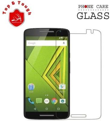 Top & Tough Tm-001 Tempered Glass for Motorola Moto X Play