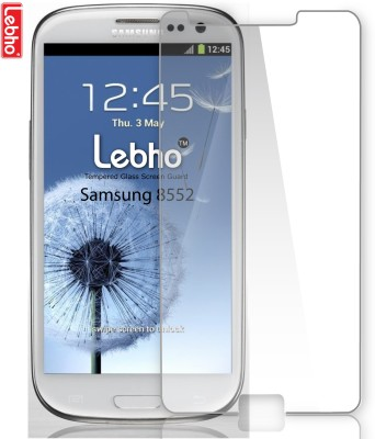 Lebho LB8552 Tempered Glass for Samsung Quattro 8552