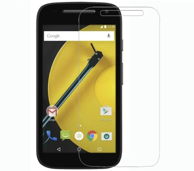 Bidas ME2-Best Quality With Hd Clearance Tempered Glass for Motorola Moto E2 (2nd Gen)