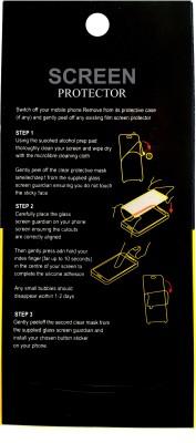 Bombax WhiteSnow SG224 Screen Guard for Nokia Asha 503