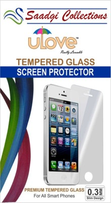 Saadgi Collections X5-TG-01 Tempered Glass for Lava X5