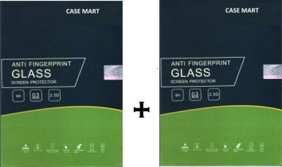 Case Mart SC-1 Pack of 2 Tempered Glass for Apple iPhone 4, Apple iPhone 4S