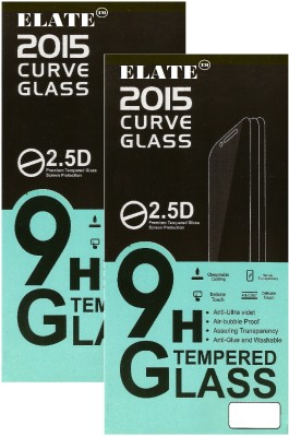 Elate 9Temp0368 Tempered Glass for Asus Zenfone 2 Selfie