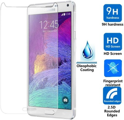 D-Man Group 124 Tempered Glass for Samsung Galaxy Note 4