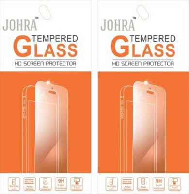 Johra T-3466 Pack of 2 Tempered Glass for OBI WorldPhone SF1