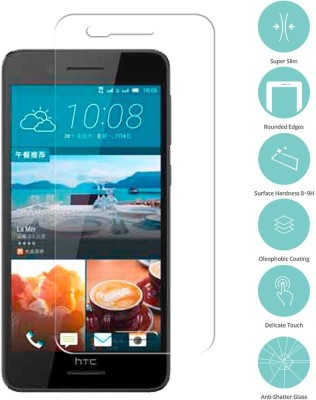 Crook Power HD-037 Tempered Glass for HTC Desire 728