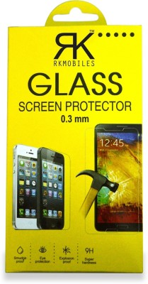Rkmobiles RK-4 Tempered Glass for Samsung Galaxy A8