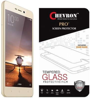 Chevron O39 Three Pro+ Tempered Glass for Xiaomi RedMi 3