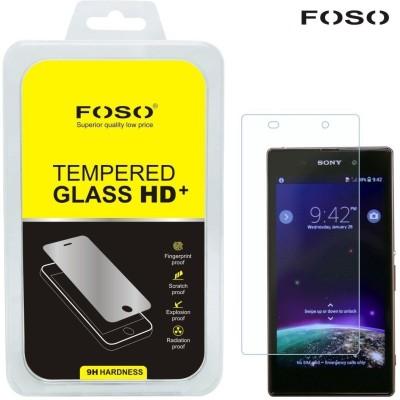 FOSO Sony Xperia Z1 Tempered Glass for Sony Xperia Z1