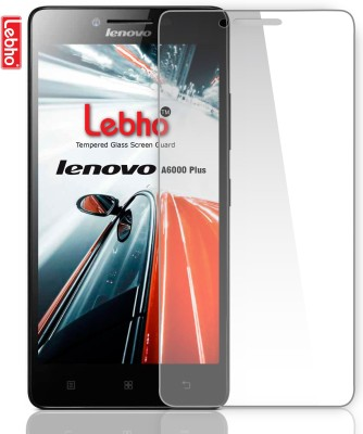 Lebho Anti Scratch Tempered Glass for Lenovo A6000