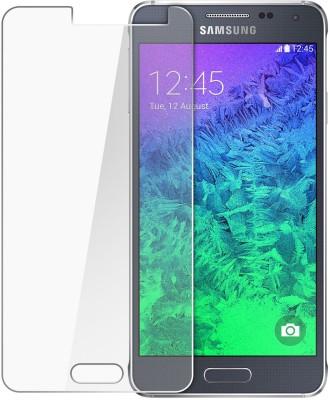 Dealraj samjalpha Tempered Glass for Samsung Galaxy ALPHA