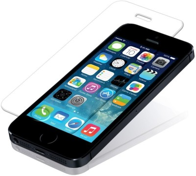 Saihan 1 Pack of Premium Quality Screen Protector for Iphone 5s Tempered Glass for Iphone 5s
