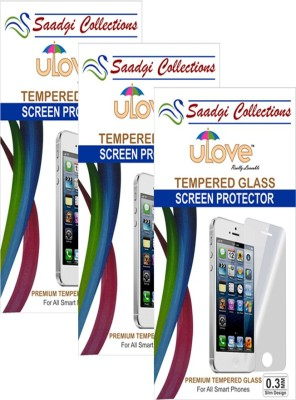 Saadgi Collections X5-TG-03 Tempered Glass for Lava X5