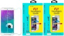 Fly XT1079 Curved Pack Of 2 Tempered Glass For Motorola Moto G2 (2nd Generation)