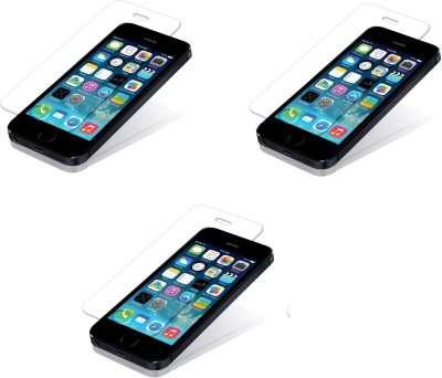 Saihan 3 Pack of Premium Quality Screen Protector for Iphone 4s Tempered Glass for Iphone 4s