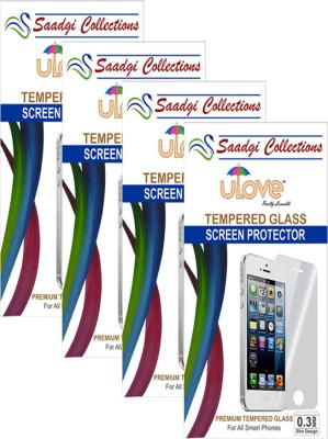 Saadgi Collections X5-TG-04 Tempered Glass for Lava X5