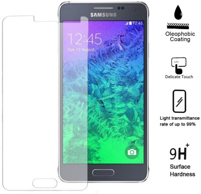 WebKreature 2.5D Curve Edge Tempered Glass for Samsung Galaxy A5