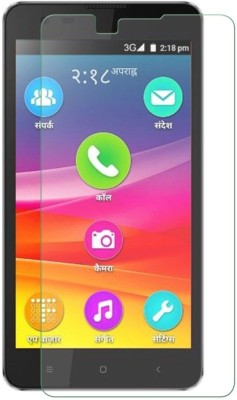 Rudra Traders RUDR.70 Tempered Glass for Micromax Canvas Spark2 Q334