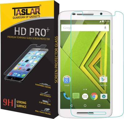 Taslar Xplay Tempered Glass for Motorola Moto X Play