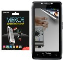 Amzer 92854 Mirror Screen Protector with Cleaning Cloth for Motorola RAZR XT910, Motorola RAZR MAXX XT910
