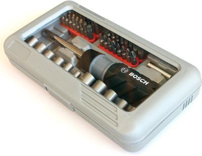 2607 019 504 Ratchet Screwdriver Set