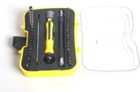 6093A Screwdriver Set (45 Pc)