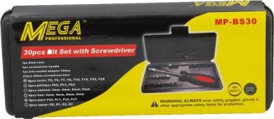 MP-BS30 Screwdriver Bit Set (30 Pc)