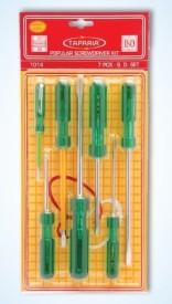 1014-Combination-Screwdriver-Set-(7-Pc)