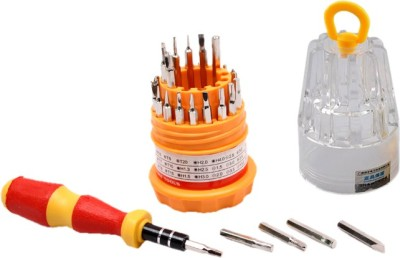Ratchet Screwdriver Set