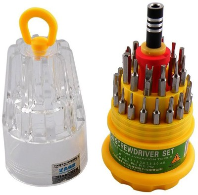 Ratchet-Screwdriver-Set
