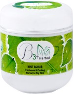 B 3+ Herbal Scrubs B 3+ Herbal Mint Scrub