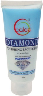 Caleo Scrubs Caleo Diamond Polishing Face Scrub