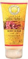 Inatur Herbals Sandal Fairness Body Scrub (150 G)