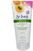 St. Ives New Look FRESH SKIN (Invigorating) Apricot  Scrub (200 Ml)