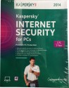 Kaspersky Internet Security 2014 1 PC 3 Year: Security Software