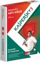Kaspersky Anti-Virus 2013 3 PC 1 Year: Security Software