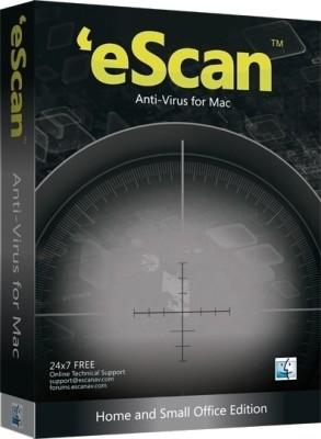 eScan Anti Virus for Mac 3 PC 1 Year - Buy eScan Anti Virus for Mac