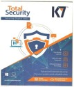 K7 Total Security 2017 1 Pc 1Year New Slim Pack: Security Software