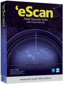 eScan Total Security Suite with Cloud 2 Users 2 Years