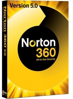 Buy Norton 360 5.0 2011 5 PC 1 Year: Security Software