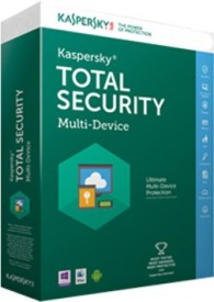 Kaspersky Total Security 2016 1 PC 1 Year (Multi-Device)
