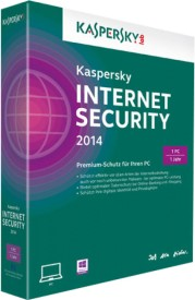 Kaspersky Internet Security 2014 1 PC 1 Year