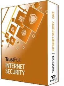 Trustport Internet Security 2015 3PC 1 Year