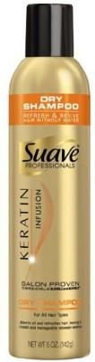 Suave Professionals Keratin Infusion Dry Shampoo